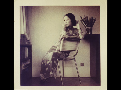 Georgette Chen - At Home In The World