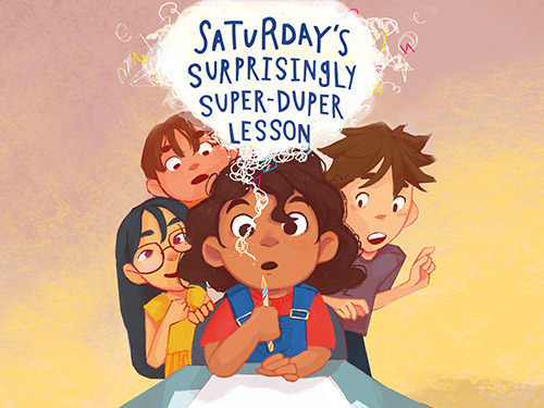 Saturday's Surprisingly Super-Duper Lesson (Online) by Singapore Symphony Orchestra